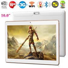 10.1'' Tableta Android5.1 QuadCore 16GB WiFi 3G Teléfono Dual SIM OTG TabletPC