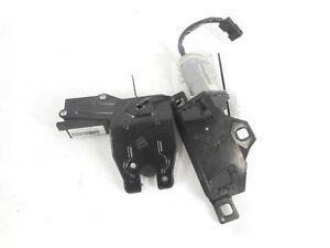 08 BMW 750i 750Li Trunk Lid Latch w/ Actuator Motor OEM