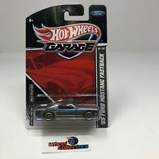 SALE!  '65 Ford Mustang Fastback Grey * Hot Wheels Garage Series * HH36