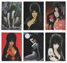 1997 ELVIRA Mistress of Omnichrome - Complete set (72) - Comic Images   HTF