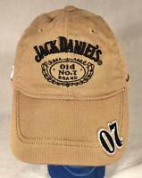 SOUVENIR ADJUSTABLE CAP HAT NASCAR JACK DANIELS RCR RICHARD CHILDRESS RACING