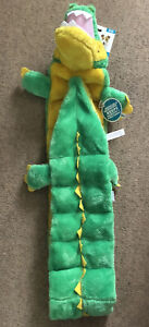 BNWT OUTWARD HOUND SQUEAKER MATZ GATOR PLUSH EXTRA LARGE XL 32 SQUEAKS DOG TOY