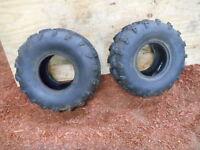 Interco Swamp Lite 25x11-10 Set of 2 ATV Rear Tires