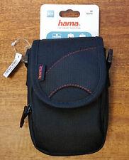 Hama 90P Astana Bag for Camera or Camcorder, Black/Red.