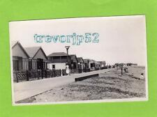 Bungalows Jaywick Sands Clacton on Sea RP pc used 1933 Ref C324