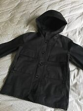 Uniqlo And Lemaire Black Blocktech Parka Sz XS Uniqlo U