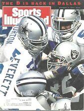 Sports Illustrated Magazine November 16 1992 Ken Norton Dallas Cowboys Football