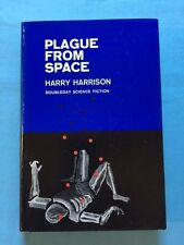 PLAGUE FROM SPACE - FIRST EDITION BY HARRY HARRISON