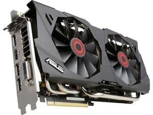 ASUS GeForce GTX 980 STRIX 4GB Video Card - STRIX-GTX980-DC2OC-4GD5