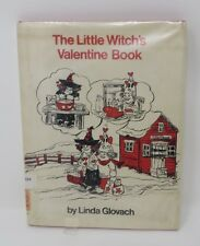 Little Witch's Valentine Book Linda Glovach HB/DJ Former Library Recipes