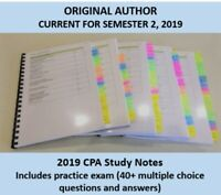 CPA Global Strategy & Leadership HD study notes 2020
