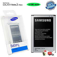 BATTERIA SAMSUNG GALAXY NOTE 3 NEO N7505 3100MAH con BLISTER EBBN750BBECWW