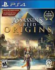 Assassin's Creed Origins PS4 Playstation 4 Pro Console New Sealed Ships Fast !!!