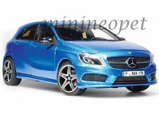 NOREV 183595 2012 12 MERCEDES BENZ A 250 SPORT 1/18 DIECAST BLUE