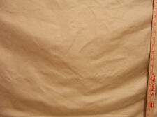 """Craft Fabric Shimmering Gold w/ Line Textured Design 282"""" Long Almost Sheer"""