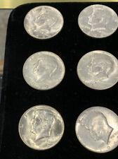 Kennedy Half Dollar 40% Silver Roll Uncirculated 1965-1969