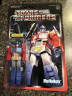 📀 Transformers CyberChrome Optimus Prime Super 7 Action Figure - NEW