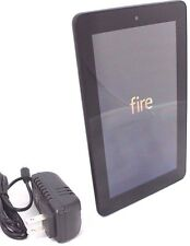 Amazon Kindle Fire 5th Generation, 8GB, Wifi, 7in, Black, ( ,38-1F,48-7B,25-3D)