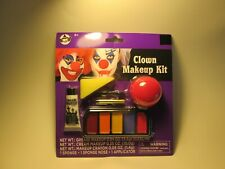 Clown makeup kit new/face paint
