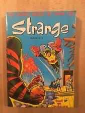 STRANGE - Reliure numéro 4 (11 à 13) - TBE