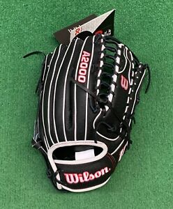 """2021 Wilson A2000 SCOT7 12.75"""" Outfield Baseball Glove Spin Control WBW100156127"""