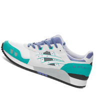 ASICS MENS Shoes Gel Lyte III OG - White & Blue - 1191A266-103