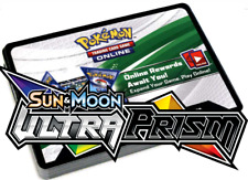 50x Ultra Prism Codes Pokemon TCG Online Booster Code PTCGO SENT IN GAME FAST!