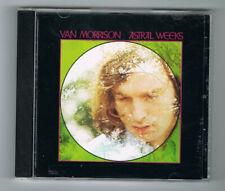 ♫ - VAN MORRISON - ASTRAL WEEKS - CD 8 TITRES - TRÈS BON ÉTAT - ♫
