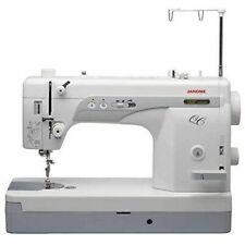 Janome 1600P-QC High Speed Sewing and Quilting Machine NEW Authorized Dealer