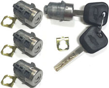 2015-2019 Chevy Express 4 Door Lock Cylinder 5926115 With 2 Chevy Logo Keys