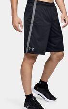 UNDER ARMOUR  UA TECH MESH SHORTS.Color: Black.Size: Large