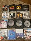 Lot of 16 ps3 video games