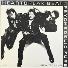 HEARTBREAK BEAT - PSYCHEDELIC FURS NEW YORK MIX - RARE VINYL