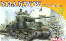 Dragon 7271 1/72 M4A3(76)W VVSS Sherman Tank