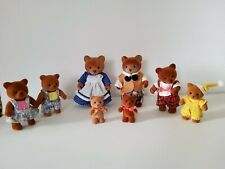 Teddy Bären Sammel Figuren Dekoration Kunststoff beflockt