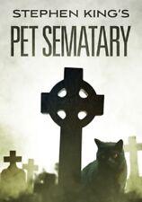 Pet Cemetery Stephen King on DVD Brand New Pet Semetery Sematary