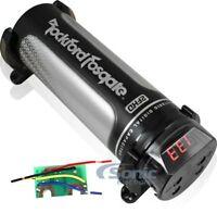 Rockford Fosgate RFC2D Energy Storage Reinforcement Capacitor LED Voltage-Dsplay