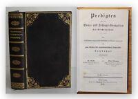 Linde Predigten über Sonn- und Feiertagsevangelien 1847 Religion Kirche xy