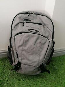 Oakley Blade 30 Backpack Hiking Travel School, Heather, Brand New RRP £80
