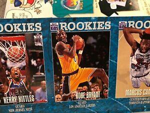 1996-97 Kobe Bryant SI For Kids UNCUT Rookie RC MINT Sports Illustrated PSA BGS
