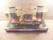 1:24 Scale Diecast Ford Crown Victoria Minnesota State Patrol Code 3 Police Car