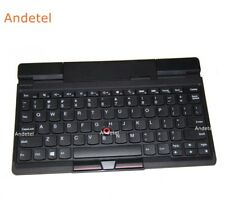 Lenovo ThinkPad 8 Tablet 2 Bluetooth Keyboard with Stand USB Charger US English
