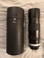 HOYA Zoom e Macro per CANON AI 100-300mm 1:5 826230