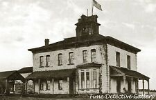 Old Indian Agency Building, Muskogee, Oklahoma - Historic Photo Print