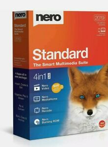 NERO Standard 2019 - Lifetime for 1 device - smart multimedia suite 4 in 1