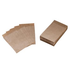 50 Mini Tüten KRAFTPAPIER Freudentränen 6,3x9,3cm Gastgeschenk Taschentücher