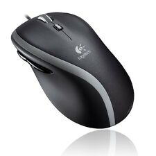 LOGITECH LASER MAUS M500 CORDED USB-KABEL 910-003725 Windows 7,8,10 Kompatibel