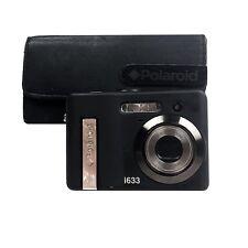 Polaroid i633 6.0mp 3X Optical Zoom Digital Camera W/ Case