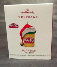 "Hallmark ""Play-Doh"" Miniature Ornament 2018"