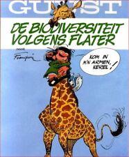 Guust Flater Thema uitgaven 2: De Biodiversiteit volgens Flater.    1ste druk!